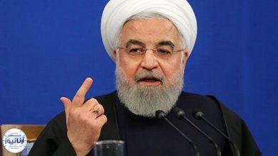 تصویر از روحانی: بالاترین خیانت، ناامید کردن مردم و تخریب روحیه آنهاست