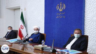 تصویر از روحانی: دولت مصمم است دسترسی مردم به کالاهای اساسی را تامین کند