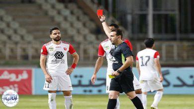 تصویر از فدراسیون فوتبال به اعتراض باشگاه پرسپولیس پاسخ داد