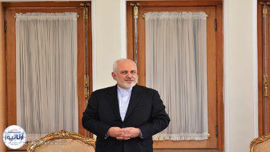 تصویر از حضور ظریف در کنفرانس مجازی افغانستان ۲۰۲۰
