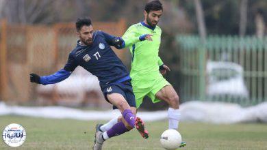 تصویر از جدیدترین کرونایی تیم فوتبال استقلال