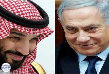 تصویر از تأیید خبر دیدار نتانیاهو با محمد بن سلمان