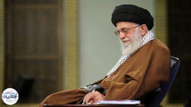 تصویر از پیام رهبر انقلاب درپی ترور دانشمند هستهای شهید فخریزاده