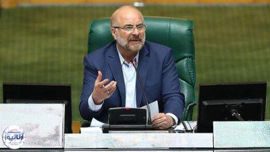 تصویر از واکنش قالیباف به محدودیتهای کرونایی از تریبون مجلس