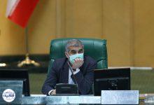 تصویر از نیکزاد در صحن مجلس: منابع پرداخت یارانه ۱۰۰ هزار تومانی باید به تایید مجلس برسد