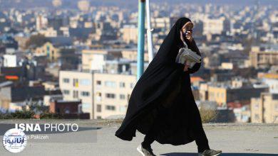 تصویر از بازگشت بوی نامطبوع به تهران