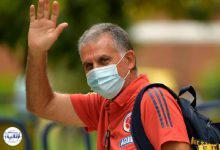 تصویر از خداحافظی کی روش از تیم ملی فوتبال کلمبیا