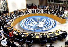 تصویر از نشست شورای امنیت سازمان ملل برای بررسی اوضاع اتیوپی