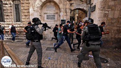 اعتراضات فلسطینی ها