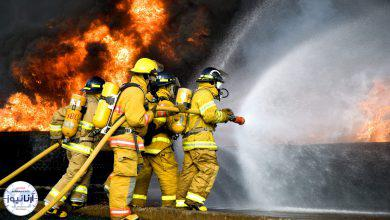 مهار آتش