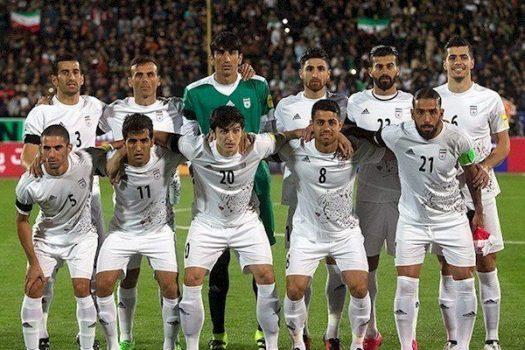 فهرست ۳۵ نفره تیم ملی فوتبال برای جام جهانی