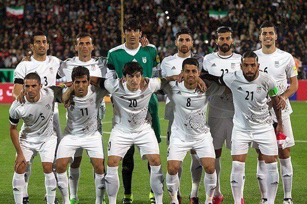 تصویر از فهرست 35 نفره تیم ملی فوتبال برای جام جهانی